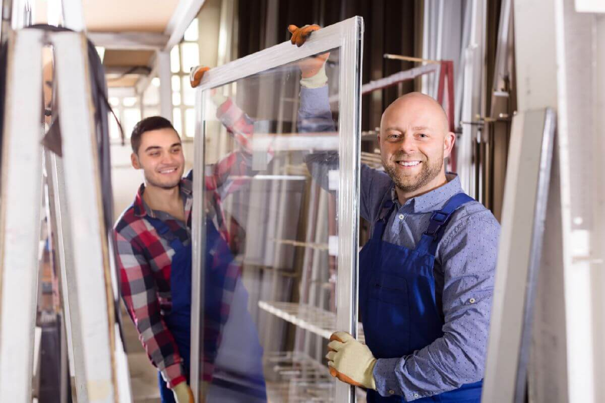 Aluminium Window Repairs Tyne and Wear